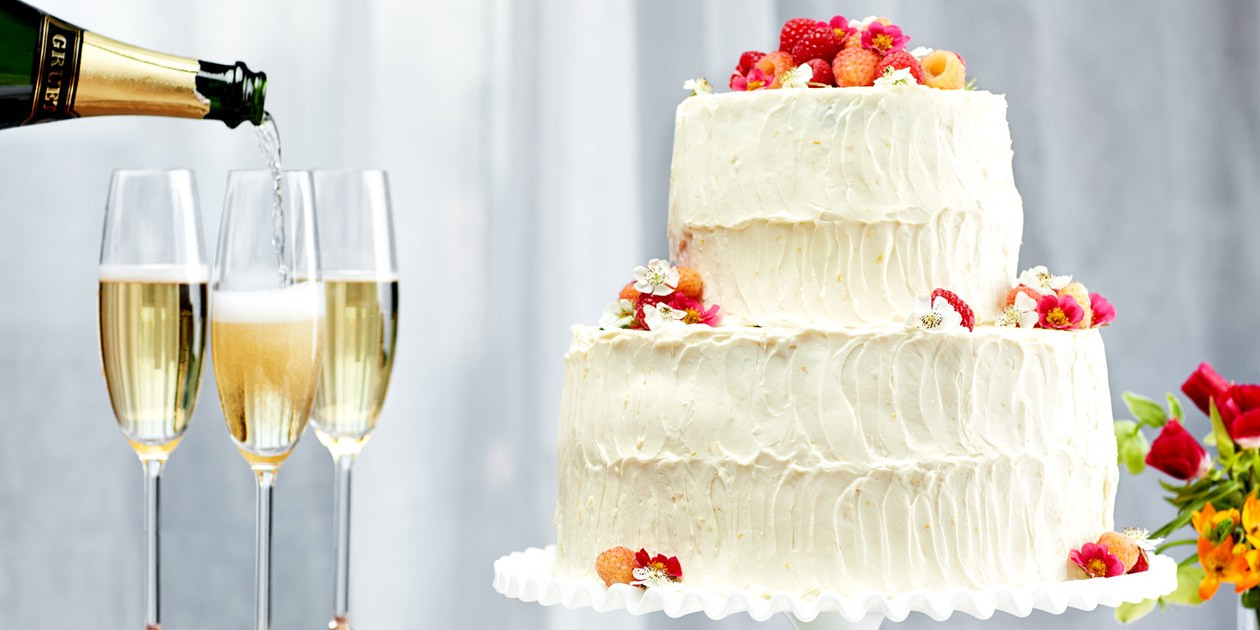 Wedding Cakes Ingredients  wedding cake recipe using cake mix