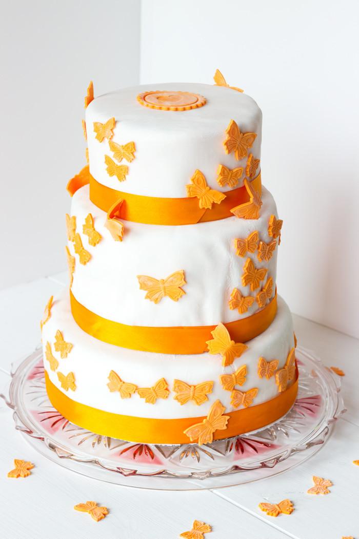 Wedding Cakes Ingredients  Wedding cake recipe a French girl cuisine