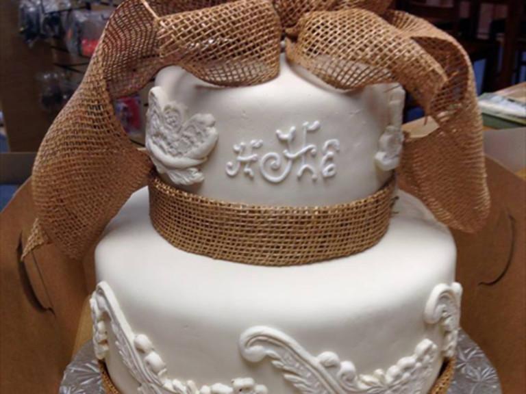 Wedding Cakes Jackson Ms  Mississippi Weddings