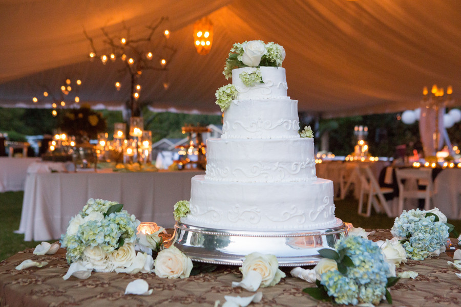 Wedding Cakes Jackson Tn  Father of The Bride Hosts A Gorgeous Wedding at His