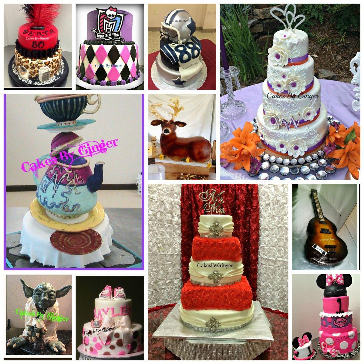 Wedding Cakes Jackson Tn  Cakes by Ginger Wedding Cake Jonesboro AR WeddingWire