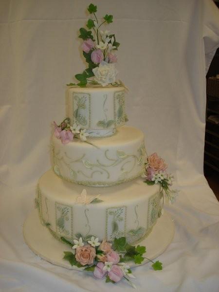 Wedding Cakes Jackson Tn  Designs In Sugar Wedding Cake Tennessee Memphis