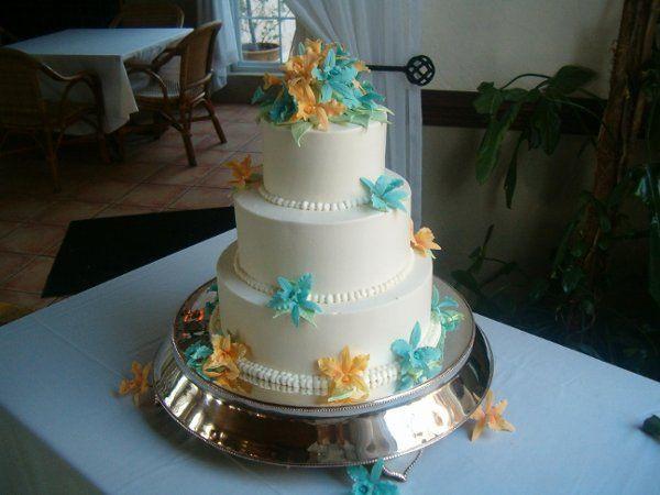 Wedding Cakes Jacksonville  Thee Cake Shoppe Wedding Cake Jacksonville FL