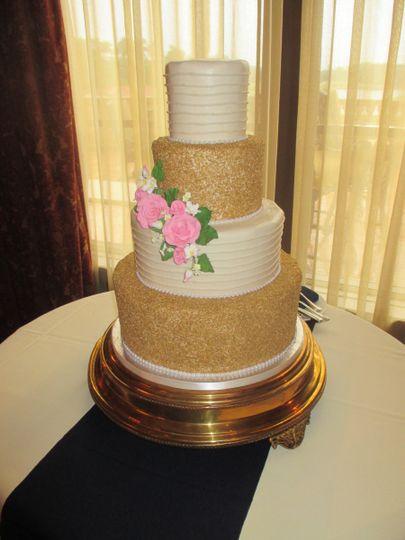 Wedding Cakes Jacksonville  classic cakes Wedding Cake Jacksonville Beach FL