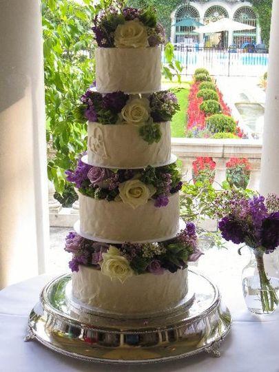Wedding Cakes Jacksonville Fl  Metro Custom Cakes Wedding Cake Jacksonville FL