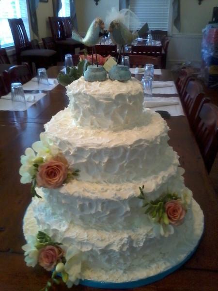 Wedding Cakes Jacksonville Fl  D&D Cake Designs Jacksonville FL Wedding Cake