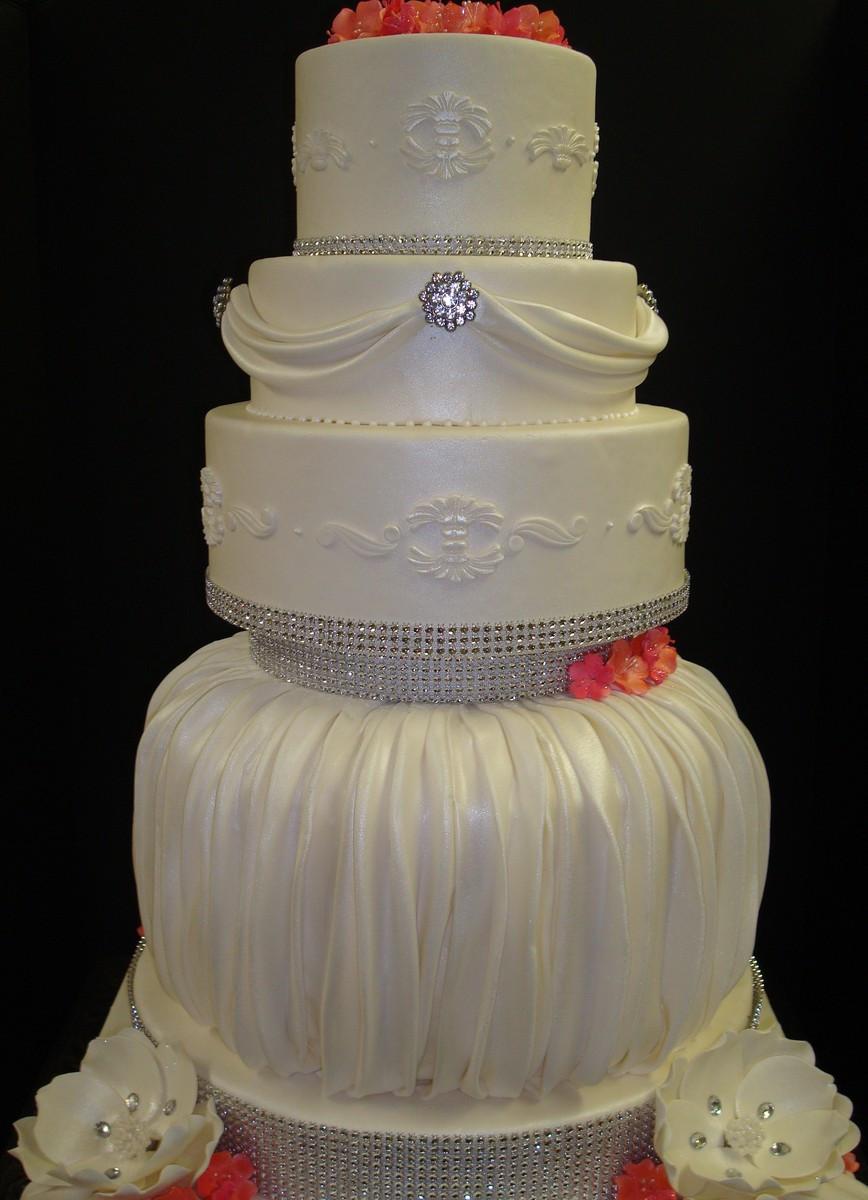Wedding Cakes Jacksonville Fl  Edgewood Bakery s Wedding Cake Florida