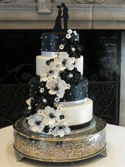 Wedding Cakes Jacksonville  Metro Custom Cakes Wedding Cake Jacksonville FL