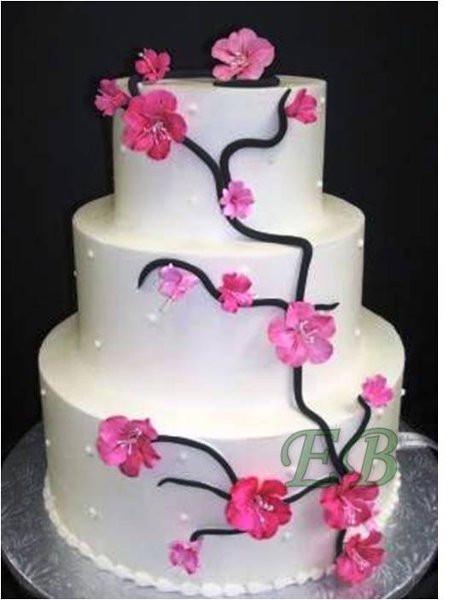 Wedding Cakes Jacksonville  WeddingCake14 Jacksonville wedding cake