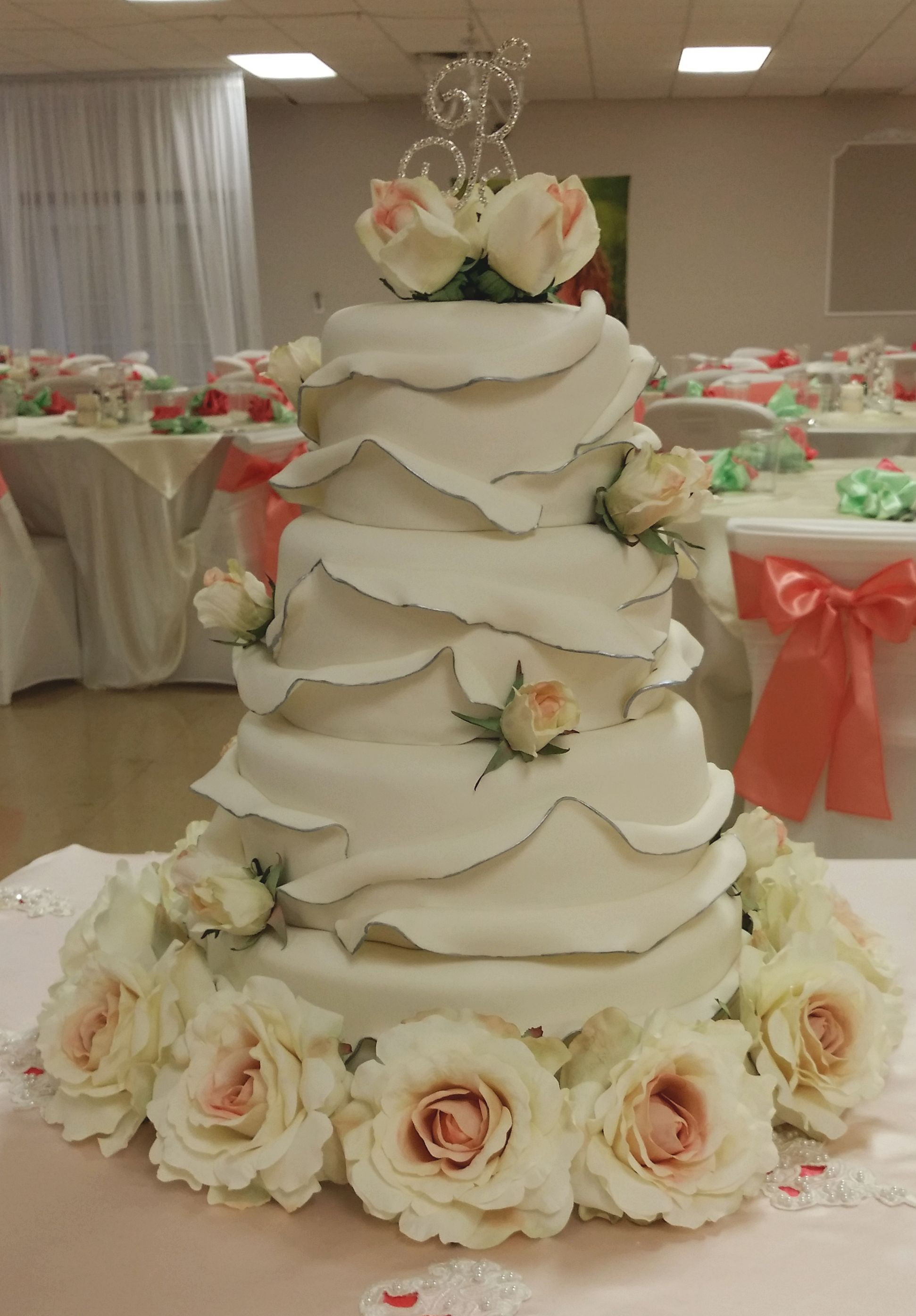 Wedding Cakes Joplin Mo  Wedding Cake Smallcakes of Joplin MO