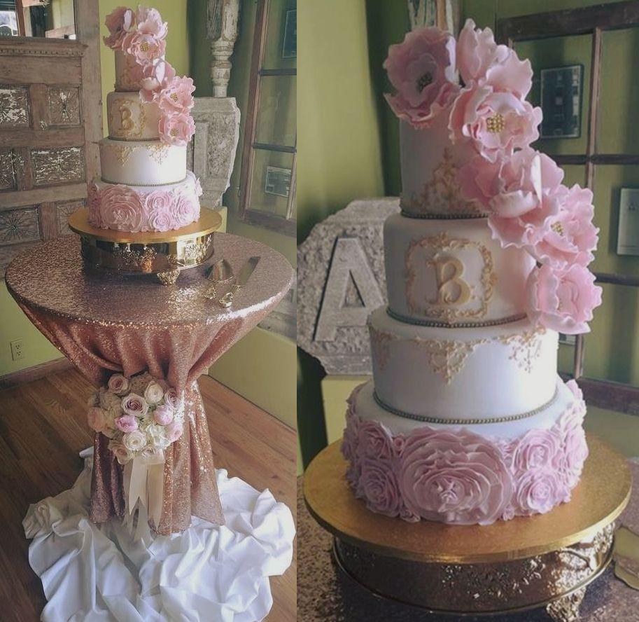 Wedding Cakes Joplin Mo  Wedding Cakes Smallcakes of Joplin MO