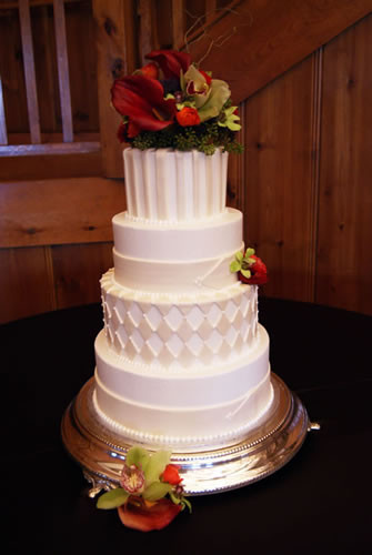 Wedding Cakes Kansas City  Cakes by My Mom and Me Kansas City Wedding Cakes