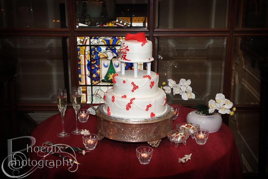 Wedding Cakes Kansas City Mo  Icing on the Cake We Bake to Differ Kansas City Wedding