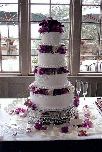 Wedding Cakes Knoxville  Sandy s Cakes Wedding Cake Knoxville TN WeddingWire