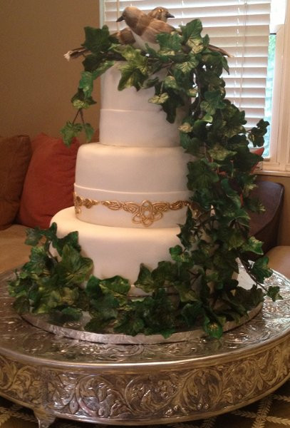 Wedding Cakes Knoxville Tn  Cakery Bakery Knoxville TN Wedding Cake
