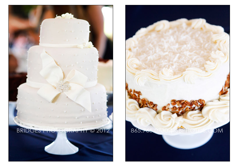 Wedding Cakes Knoxville Tn  Beverly & Peter Hunter Valley Farm