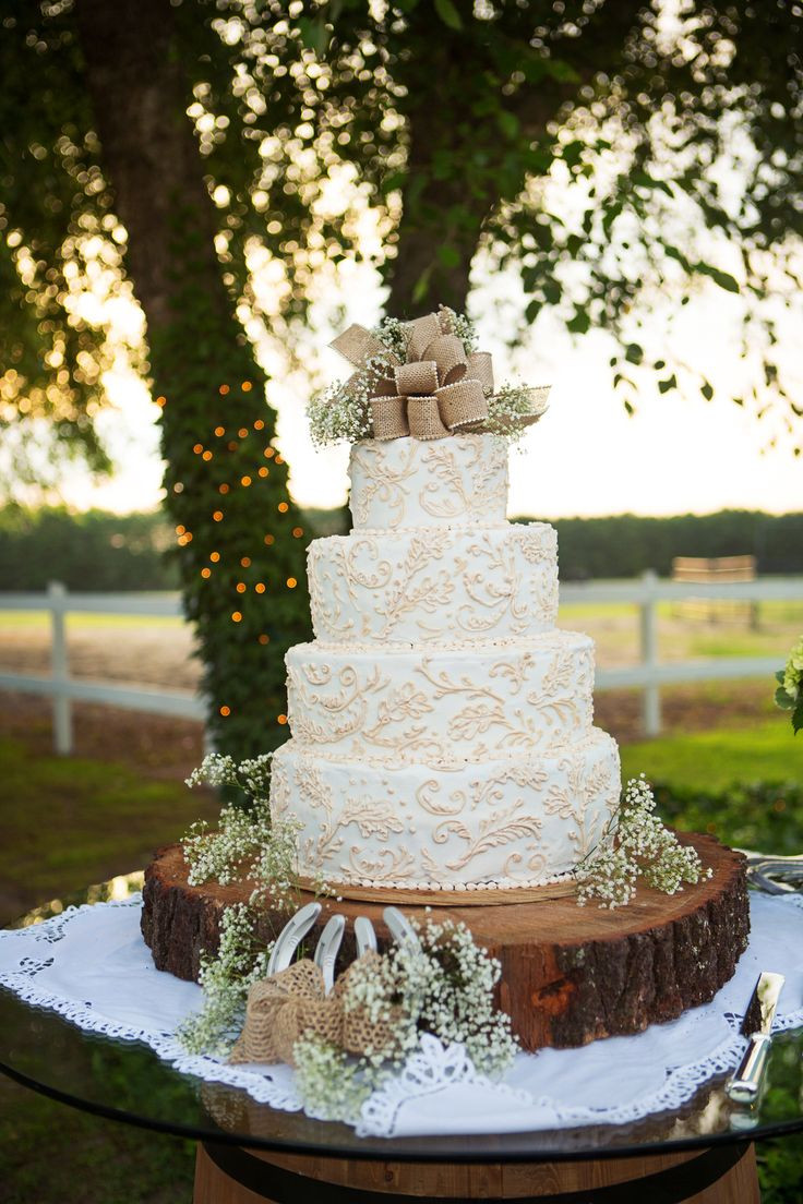 Wedding Cakes Lace  1000 ideas about Lace Wedding Cakes on Pinterest