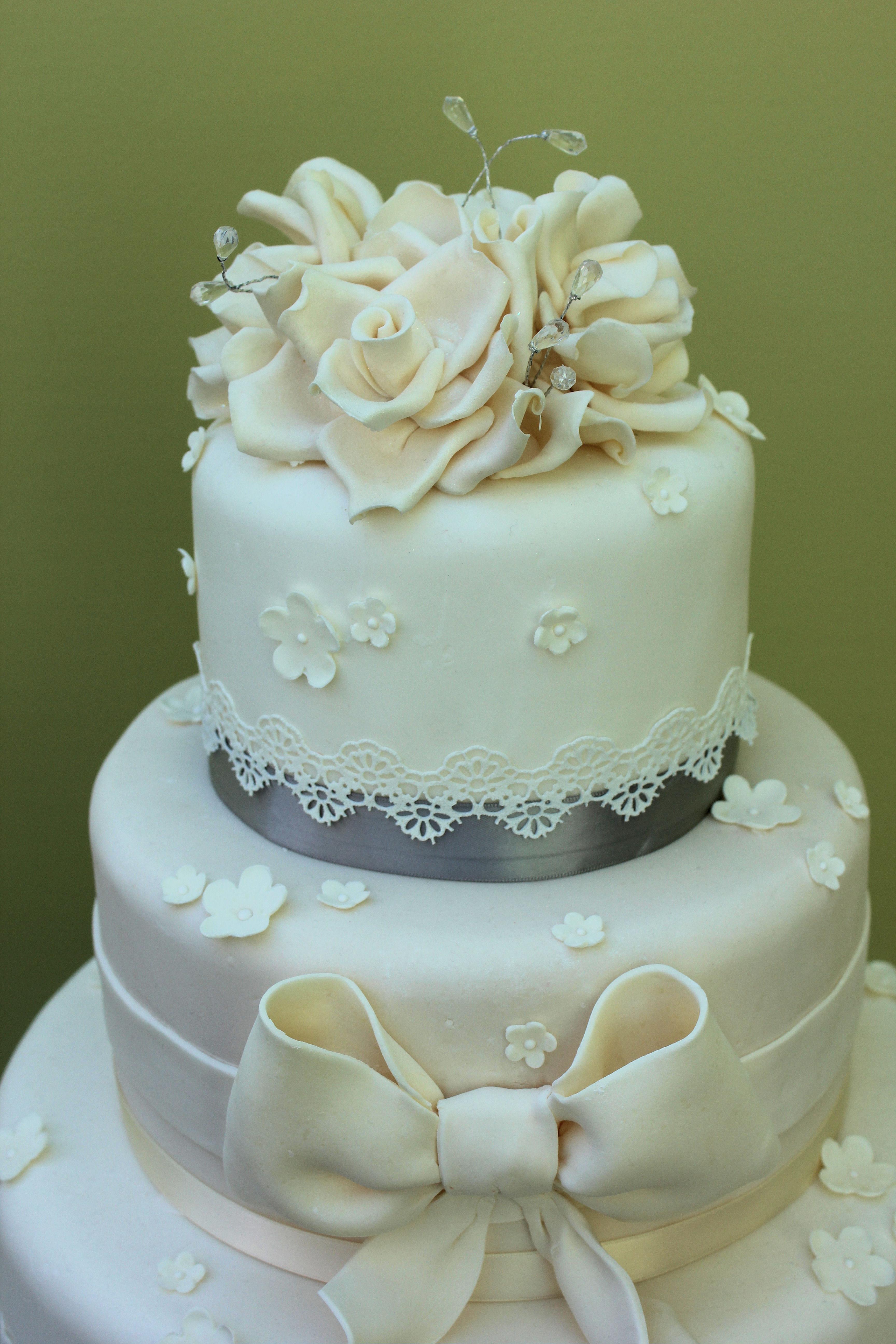 Wedding Cakes Lace  Modern Cake Trends Lace Wedding Cakes Baytree Wedding