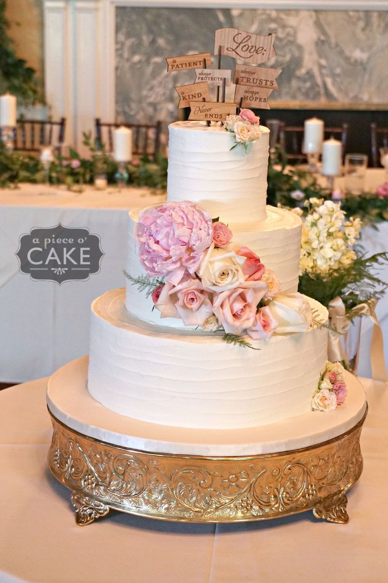 Wedding Cakes Lansing Mi  A Piece O Cake Wedding Cake Michigan Grand Rapids