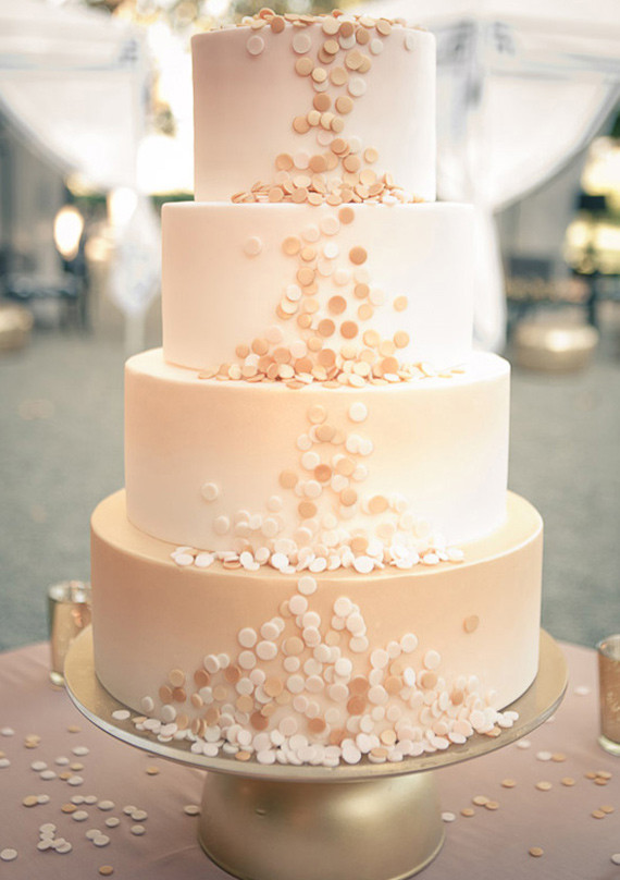 Wedding Cakes Layers  100 Layer Cake s favorite wedding cakes of 2013