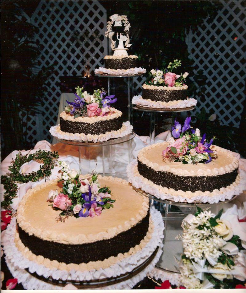 Wedding Cakes Layers  Wedding Cake Trends blog 3brothersbakery