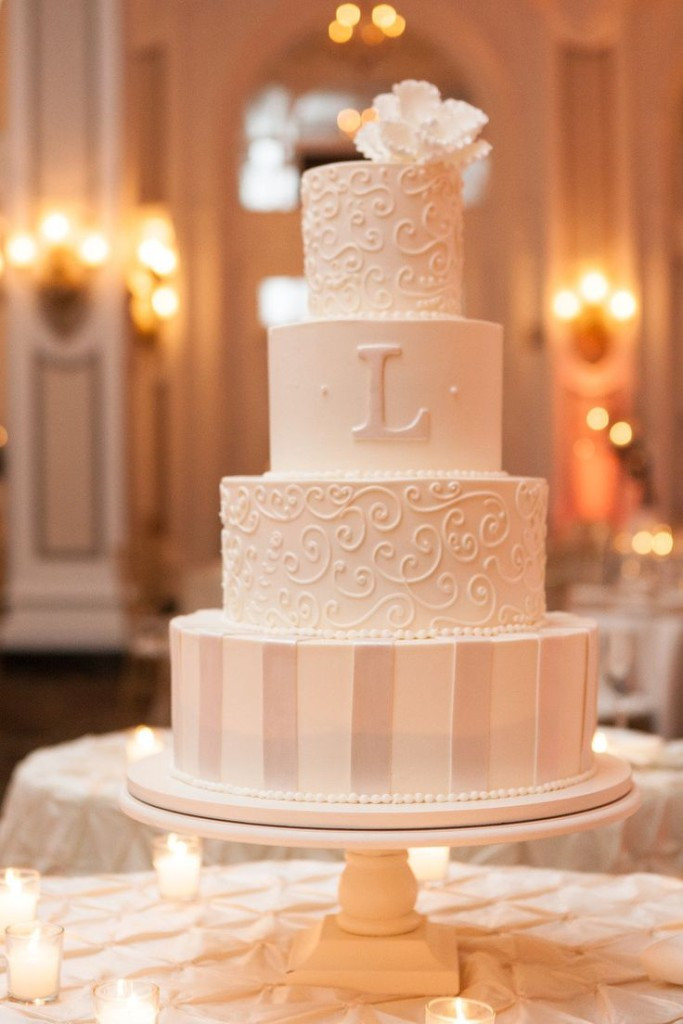 Wedding Cakes Layers  30 Delicate White Wedding Cakes