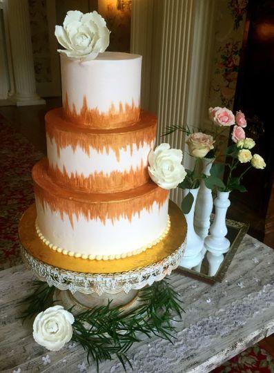 Wedding Cakes Lexington Ky  Sweet Surrender Dessert Cafe Wedding Cake Kentucky