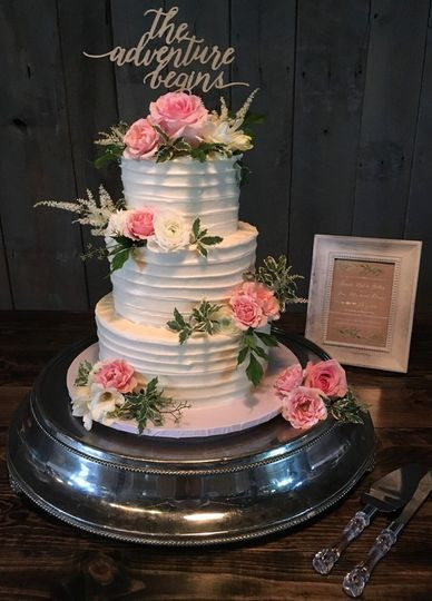 Wedding Cakes Lexington Ky  Sweets by Millie Wedding Cake Louisville KY WeddingWire