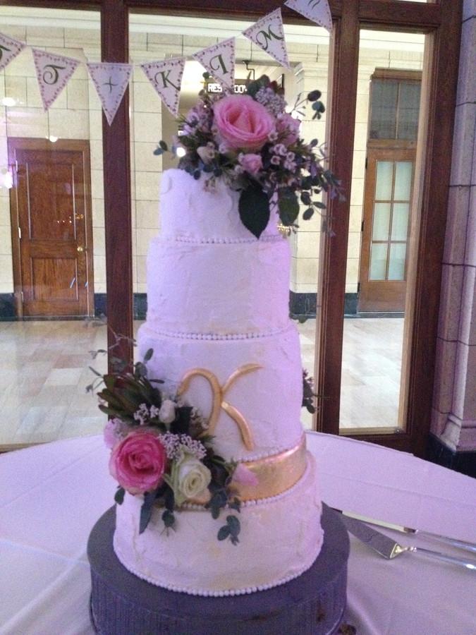 Wedding Cakes Lincoln Ne  S more Cake Lincoln Nebraska Bakery