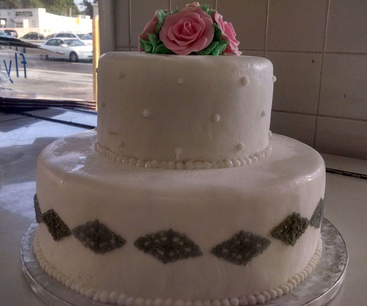 Wedding Cakes Long Island  Carvel Ice Cream of Syosset Wedding Cake New York Long