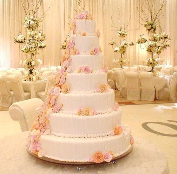 Wedding Cakes Long Island  Jennifer s Cake Designs s Wedding Cake New