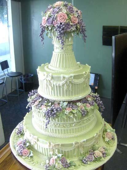 Wedding Cakes Los Angeles  Hansenposey Los Angeles wedding cake
