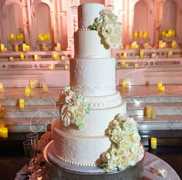 Wedding Cakes Los Angeles  Cake Studio LA Wedding Cake Los Angeles CA WeddingWire