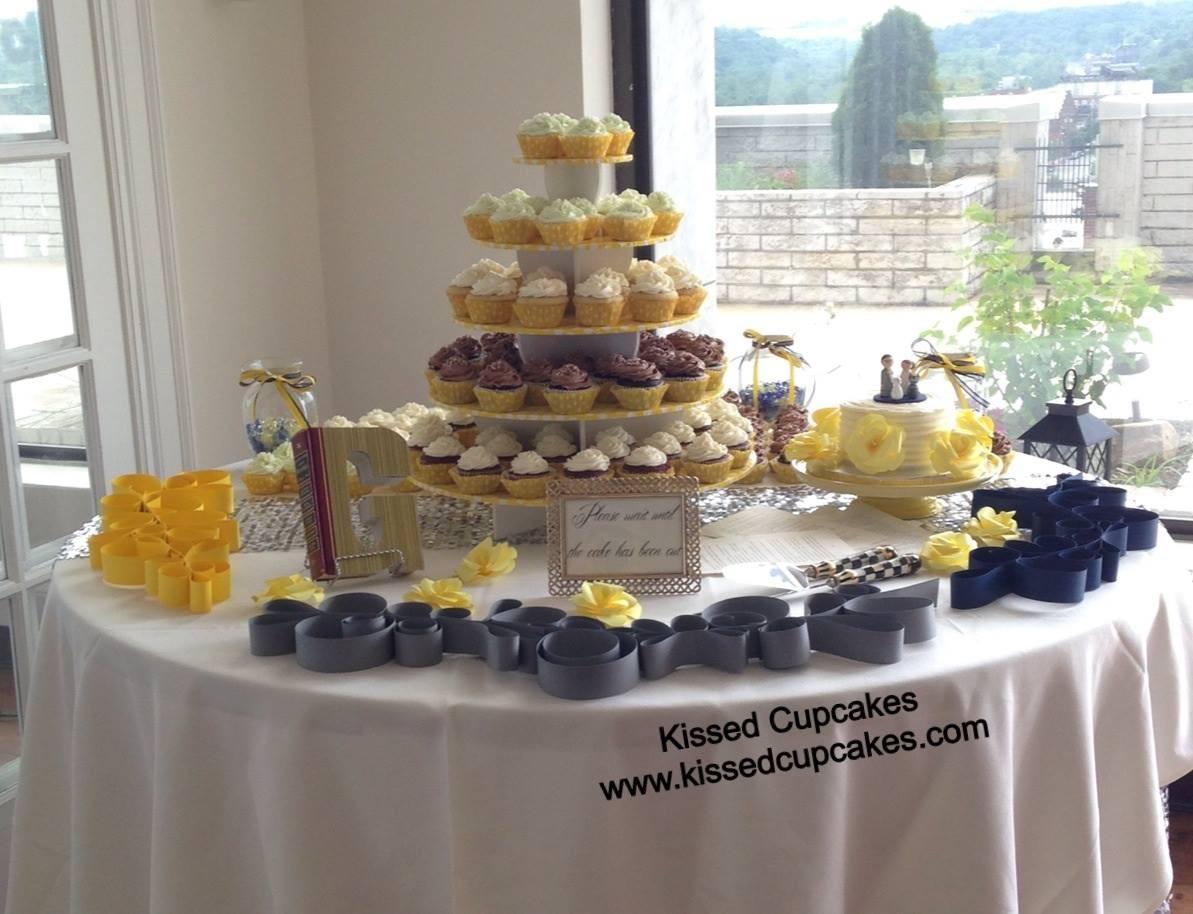 Wedding Cakes Lynchburg Va  Cakes Kissed Cupcakes Kissed Cupcakes Wedding Cakes