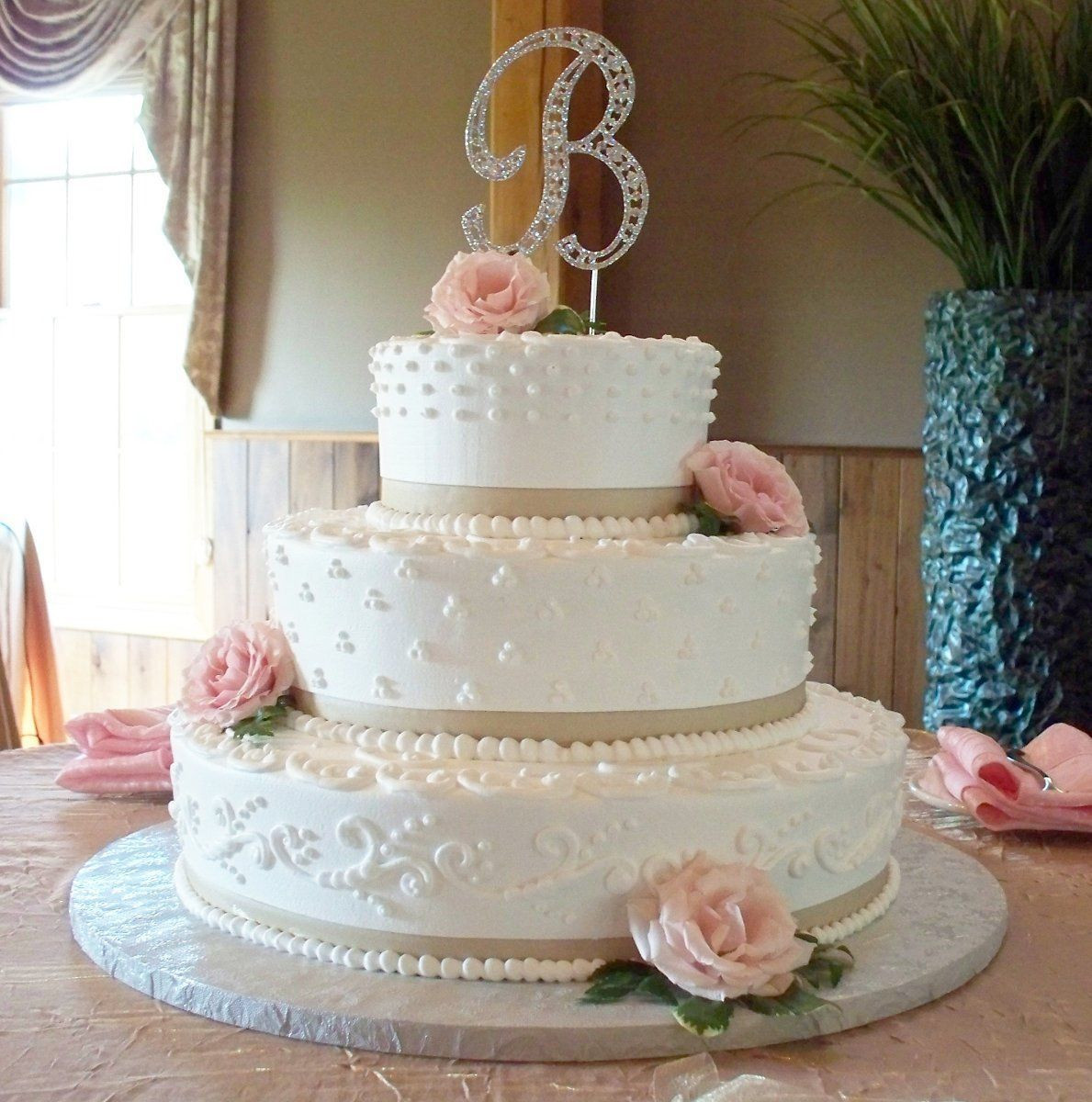 Wedding Cakes Ma  CAKES FOR ALL OCCASIONS Wedding Cake Templeton MA