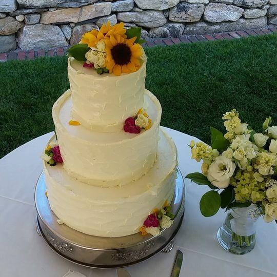 Wedding Cakes Ma  Berkshire Bakes Wedding Cake West Stockbridge MA