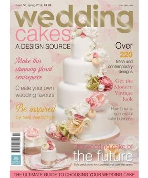 Wedding Cakes Magazine  Subscribe or Renew Wedding Cakes Magazine Subscription