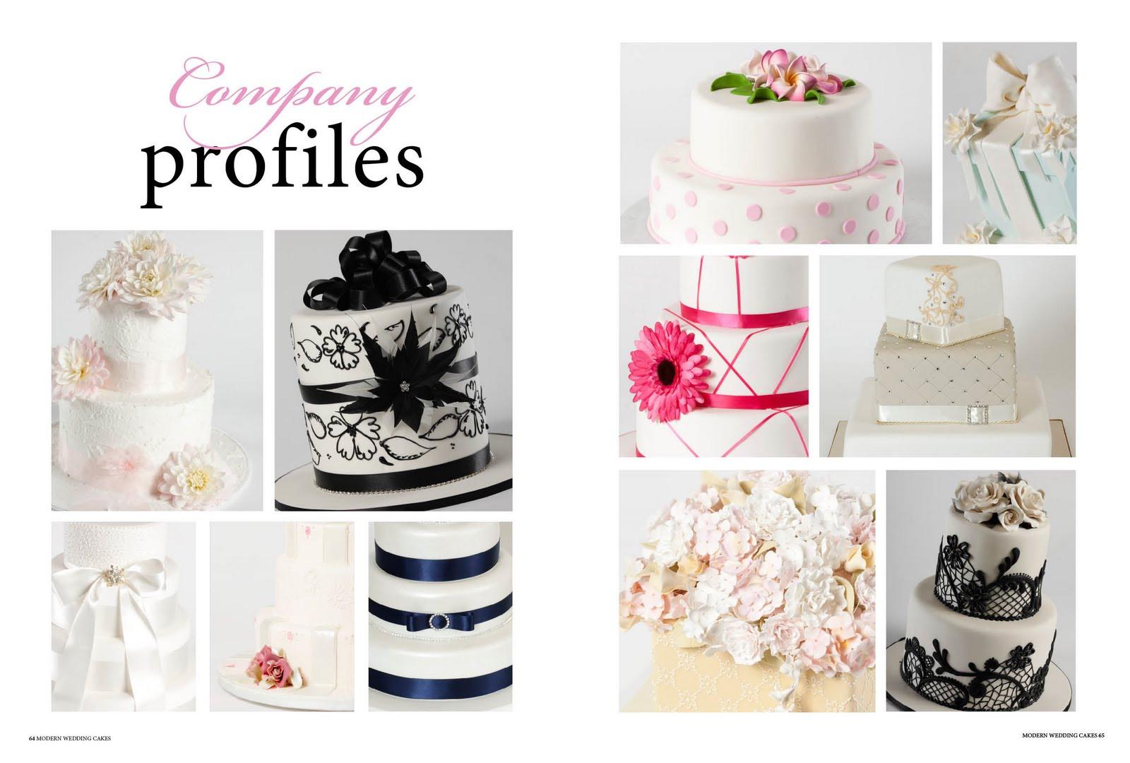 Wedding Cakes Magazines  New Cakes magazine is on it s way Modern Wedding