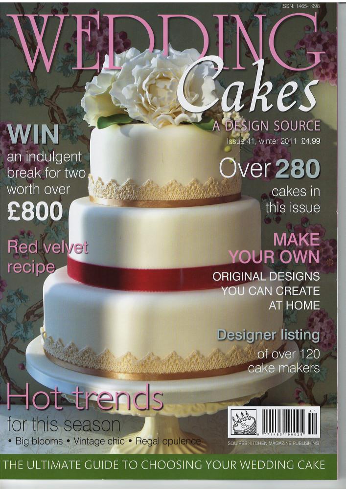 Wedding Cakes Magazines  Wedding cake magazines idea in 2017