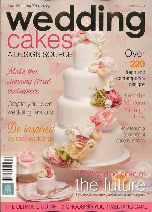 Wedding Cakes Magazines  Wedding Cakes Magazine Subscription