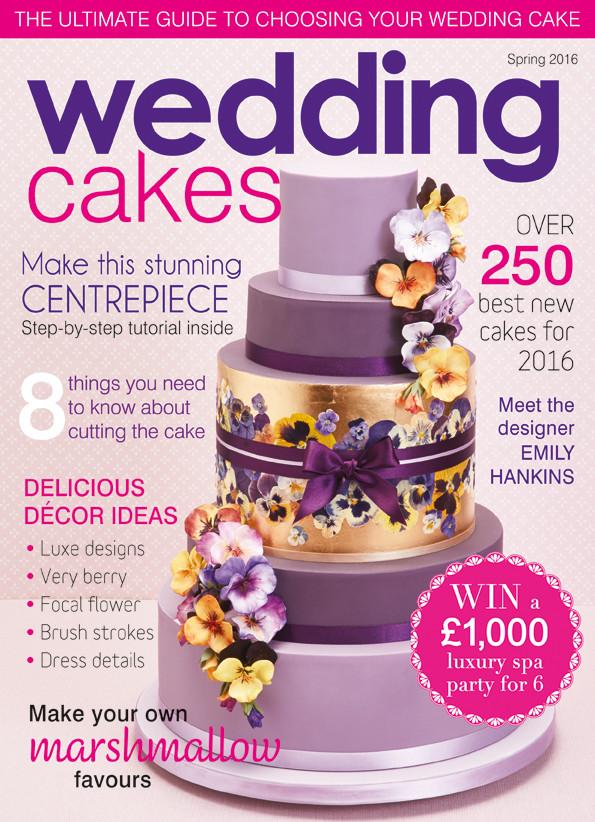Wedding Cakes Magazines  Morningside Bakes