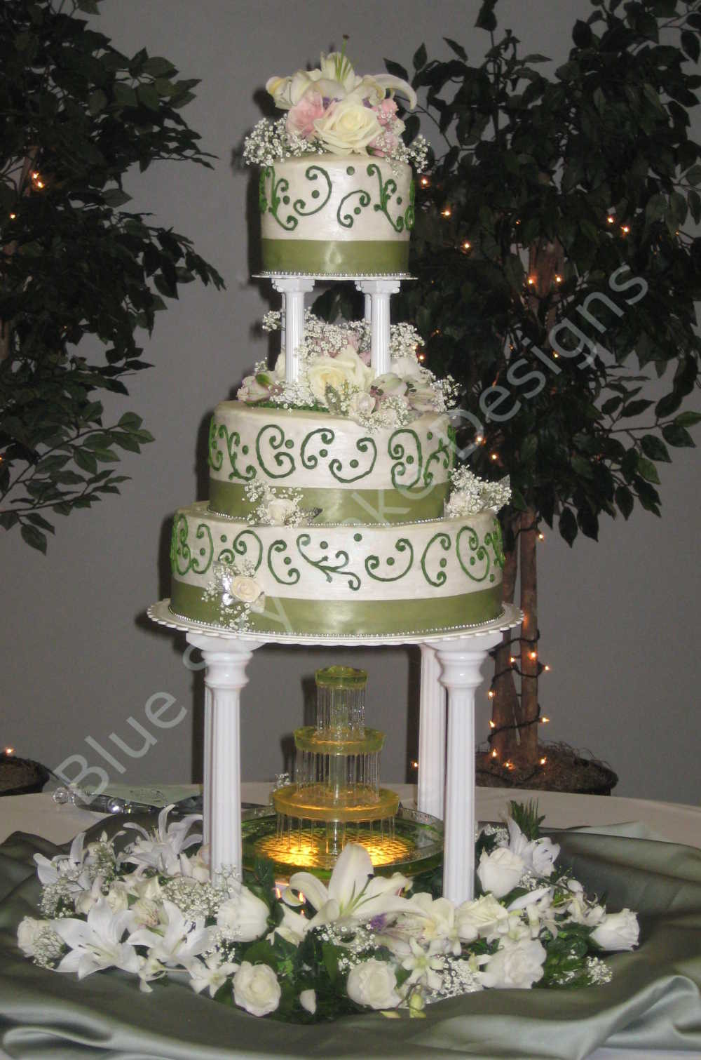 Wedding Cakes Manhattan Ks  Blue Sky Cake Designs Manhattan Kansas
