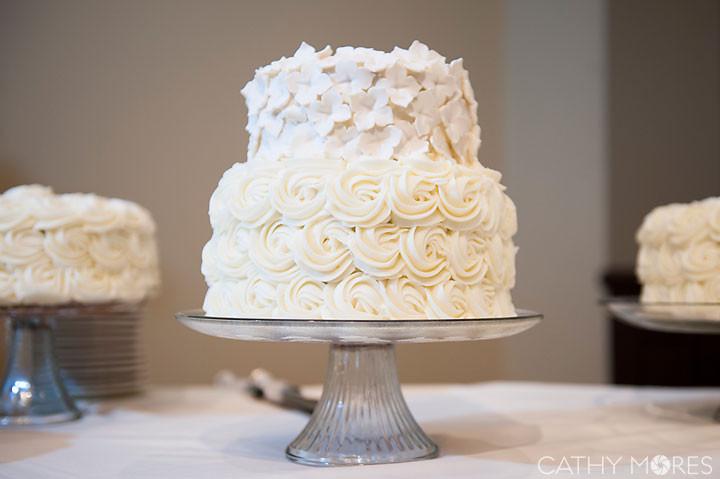 Wedding Cakes Manhattan Ks  Deneige and Charlie s Manhattan Kansas Wedding