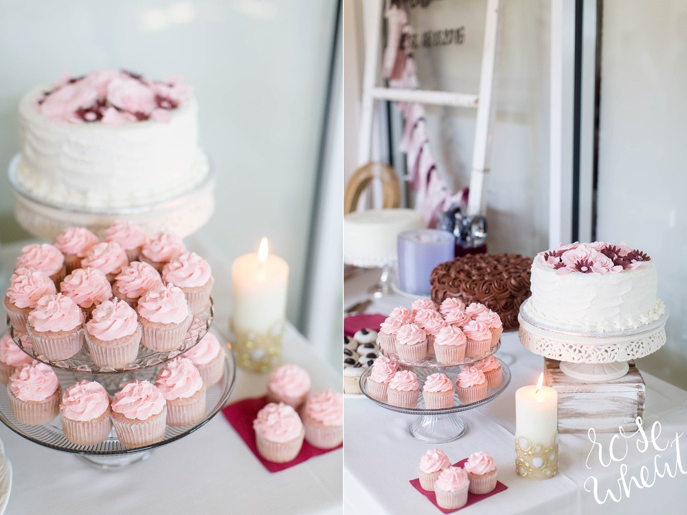 Wedding Cakes Manhattan Ks  Hannah & Matt