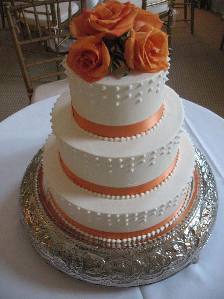 Wedding Cakes Maryland  Custom Made Wedding Cakes MD DC VA