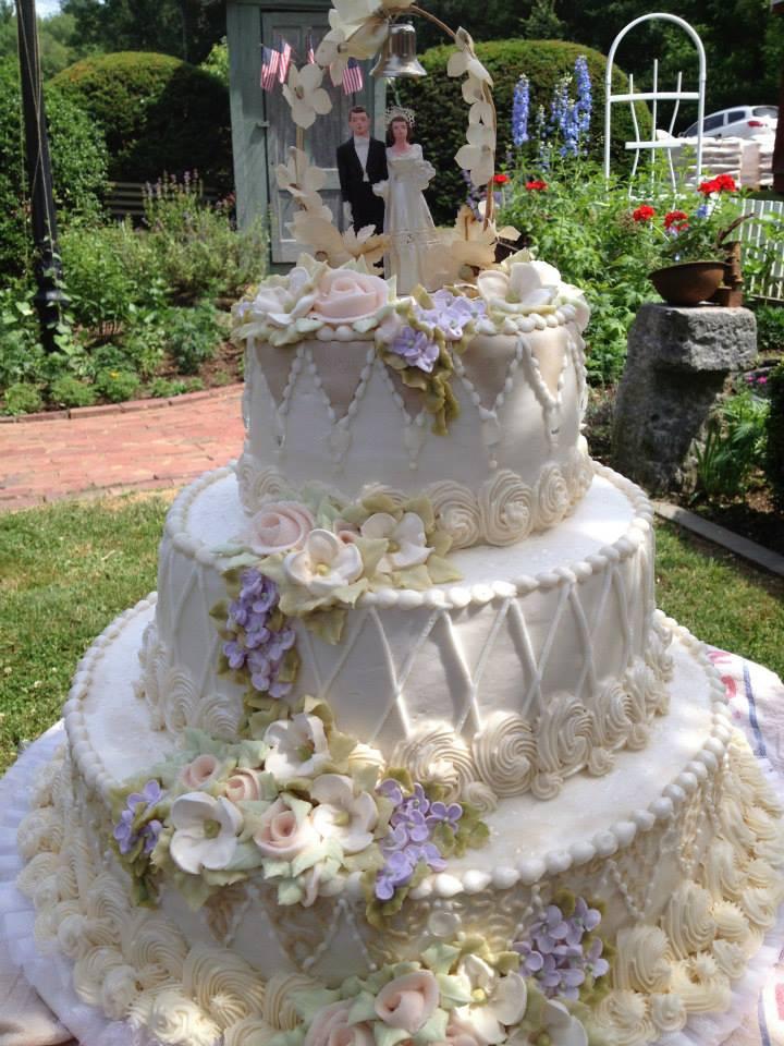 Wedding Cakes Massachusetts  Wedding Cake Gallery June s Bakeshop