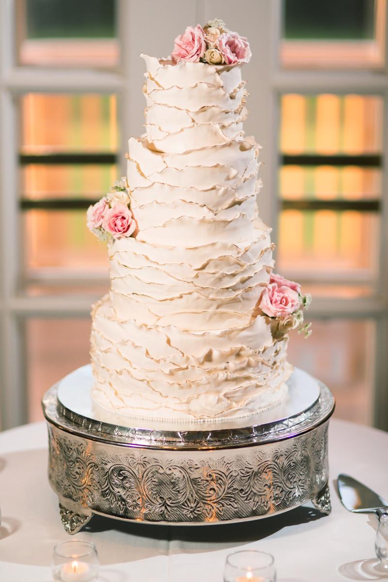 Wedding Cakes Massachusetts  The End Dessert pany Wedding Cake Boston MA