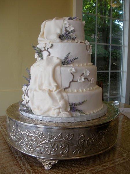 Wedding Cakes Massachusetts  BellaCakes Marlborough MA Wedding Cake
