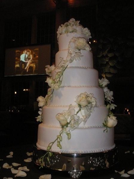 Wedding Cakes Memphis  the flour garden Wedding Cake Memphis TN WeddingWire