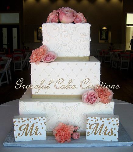 Wedding Cakes Mesa Az  Graceful Cake Creations Mesa AZ Wedding Cake